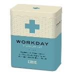Work is a necessary evil for most of us, and even those with an acutal work ethic frequently suffer burnout. Offer a friend—or yourself—maximum relief from the monotonous daily grind with our all-new Workday Recovery Kit. It's guaranteed to turn your affliction into conviction!
