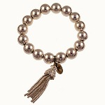 Celebrate a special graduation with our Tassel bracelet and begin a new chapter.