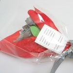 As seen in the Wall Street Journal as a groovy guy gift...our Duct Tape Roses are the ultimate gift to send to your favorite guy. Choose your color and quantity. Sold in quantity 3, 6, 9 or 12. Packaged with ribbon and cello wrapped.