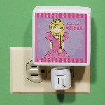 This Personalized Princess Nightlight is both decorative and functional for your little princess room. Make your little one feel safe with this adorable design that will also illuminate the dark perfectly for your sweetheart. Our adorable Princess Night Light is a great way to add some fun and functionality to your nursery and childs bedroom. This Personalized Princess Nightlight is both decorative and functional for your little princess room. Make your little one feel safe with this adorable design that will also illuminate the dark perfectly for your sweetheart. Our adorable Princess Night Light is a great way to add some fun and functionality to your nursery and childs bedroom.