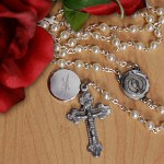 Your childs First Holy Communion is a wonderful time for the entire family. Give a thoughtful & personal gift honoring the time & commitment your child went through to receive this Holy Sacrament. Each Personalized Communion Rosary is engraved with fine craftsmanship creating a lasting family keepsake.