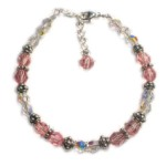 Taking a child to college is a emotional and exciting time for any mother/daughter. The Off to College bracelet helps bring to words some of the emotions being felt.