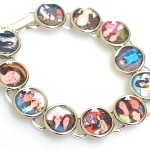 Celebrate a special occasion with our Photo Memory Bracelet. The memory bracelet makes a keepsake and special gift idea for your Mom, Grandmother, Sister, Aunt, or even Girlfriends. Gather together your favorite photos and let us do the rest.