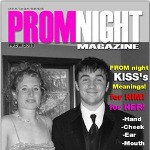 Celebrate Prom 2011 with a fun remembrance of the night. Send us your prom image and we will create your magazine cover. Personalize your own headlines. Great for couples or groups of friends.