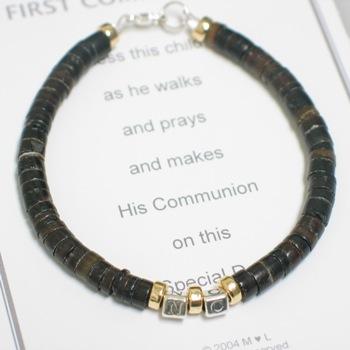 MOL Jewelry Communion Bracelet for Him at Sears.com